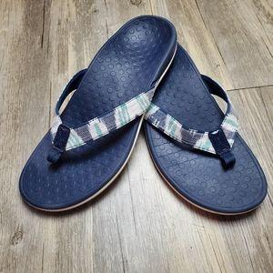 VIONIC Tide Sequins Sandals - Size 11